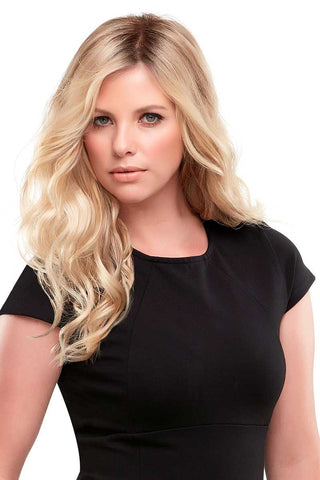 "Top Wave 18"" Topper Hair Addition 