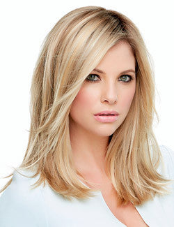 "Top Style 12"" Topper Hair Addition 