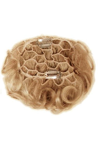 Addition Plus Topper | Synthetic Hair Piece (Honeycomb Base)