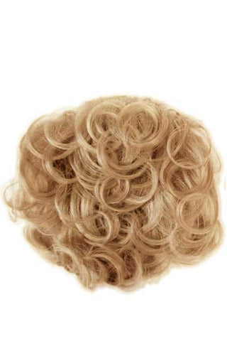 Addition Plus Topper | Synthetic Hair - Honeycomb Base