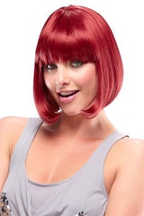 Chic Doll | Synthetic Costume Wig (Traditional Cap)