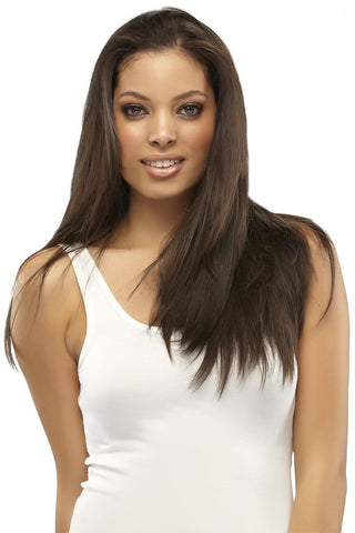 "easiXtend HD8 16"" 8pc Wavy Clip-In 