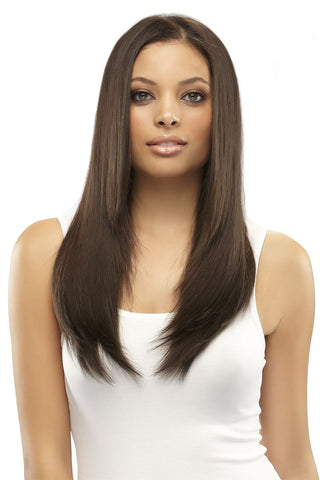 "EasiXtend Elite Human Hair 16"" Clip-In Extensions"