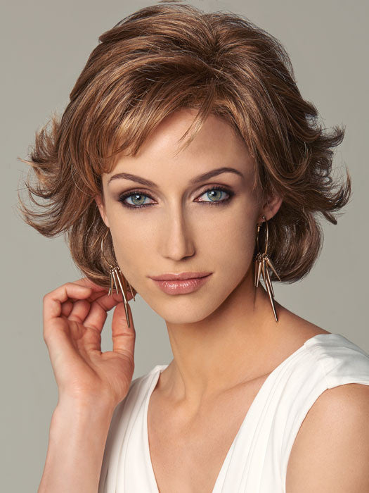Everyday Elegant | Synthetic Wig (Mono Part)