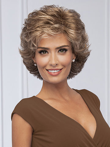 Fortune | Synthetic Wig (Traditional Cap)