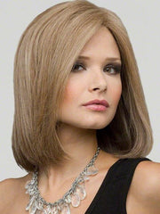 Lynsey | Heat Friendly/Human Hair Blend  Wig (Mono Top)