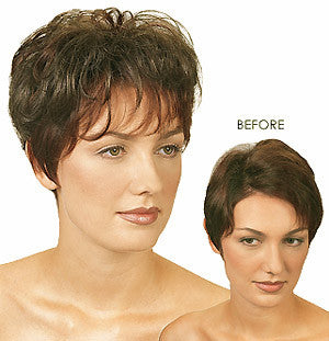 Feather Lite Hair Addition | Synthetic Hairpiece (Open Box)