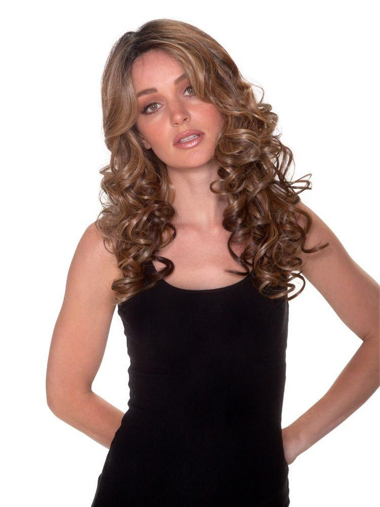 French Curl | Heat Friendly Synthetic Wig (100% Hand Tied Lace Front)