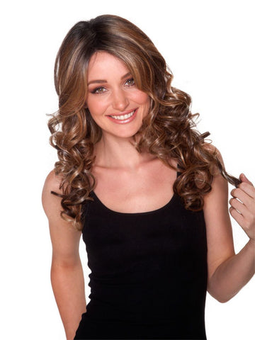 French Curl Wig
