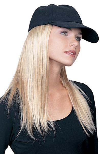 Hat Magic | 3/4 Halo Synthetic Hairpiece