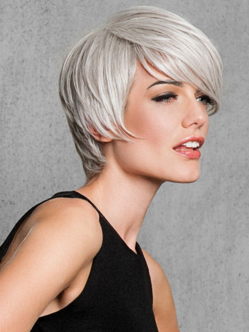 Angled Cut | Heat Friendly Synthetic Wig (Traditional Cap)