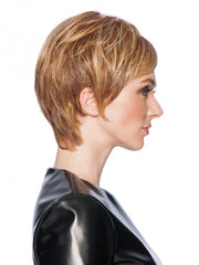 Feather Cut | Heat Friendly Synthetic Wig (Traditional Cap)