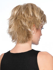 Spiky Cut | Heat Friendly Synthetic Wig (Traditional Cap)