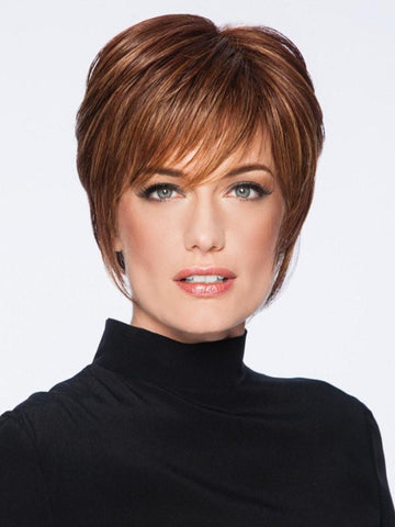 Wispy Cut | Heat Friendly Synthetic Wig (Traditional Cap)