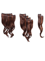 "18"" 8pc Wavy Extension Kit 