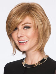 Sleek & Chic | Heat Friendly Synthetic Wig (Traditional Cap)