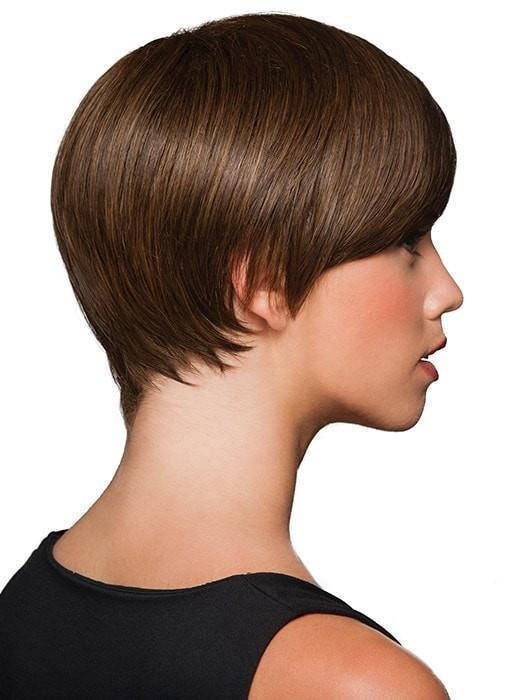 Short & Sleek | Heat Friendly Synthetic Wig (Traditional Cap)