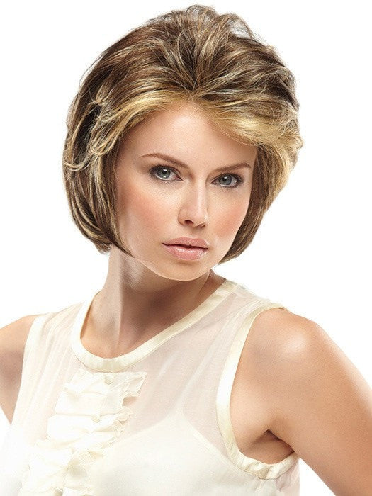 Hillary | Lace Front Open Cap | Synthetic Wig (Open Box) - Color 6