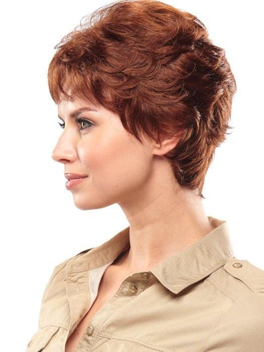 Petite Pam | Synthetic Wig (Double Mono Top)