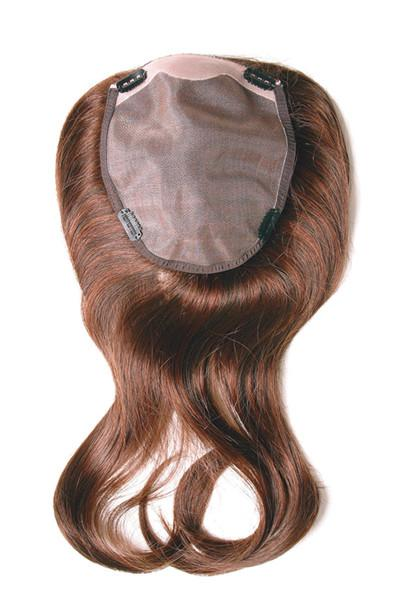 Mono Hairpiece Short | Synthetic Hair Piece (Open Box)