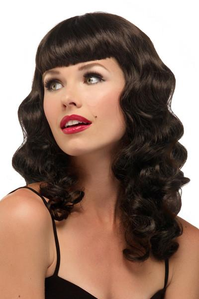 Pinup | Synthetic Costume Wig (Traditional Cap)