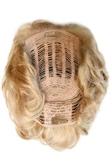 Playmate Curly | Synthetic Hair Piece (Open Base)