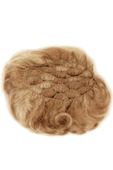 Pull Thru | Human Hair Wiglet (Honeycomb Base)