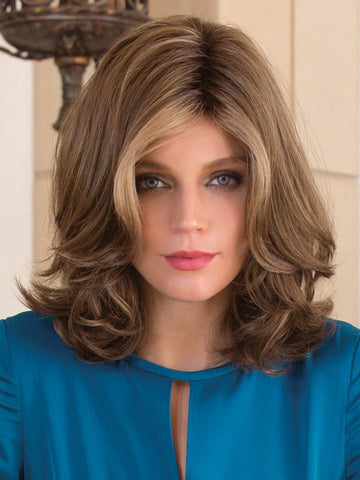 Carrie | Synthetic Wig (Traditional Cap)