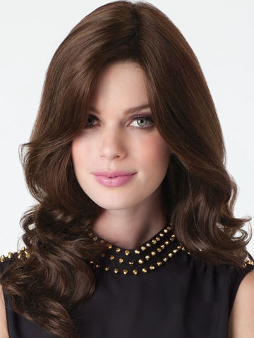Charlotte Wavy | Remy Human Hair Wig (Lace Front Mono Top)