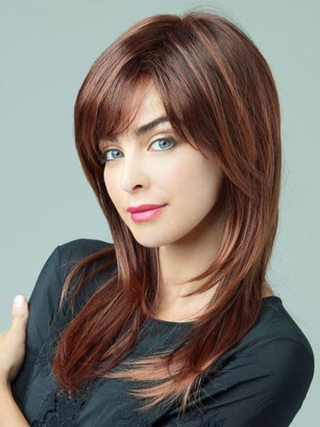 Serena Wig | Synthetic Wig (Open Cap)
