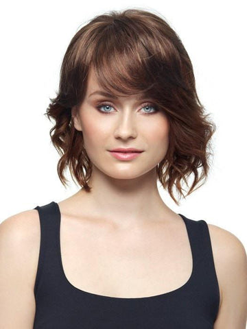 Clip-In-Topper | Synthetic Hairpiece