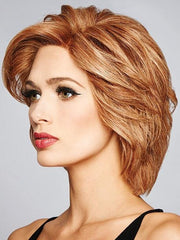 Stunner Wig | Human Hair Wig (100% Hand Knotted Lace Front Mono Top)