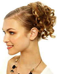 Twist-Up Curls Hairpiece