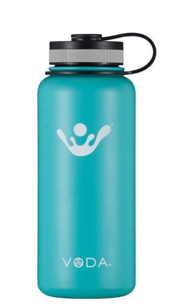 32 oz Wide Mouth Insulated VODA Flask