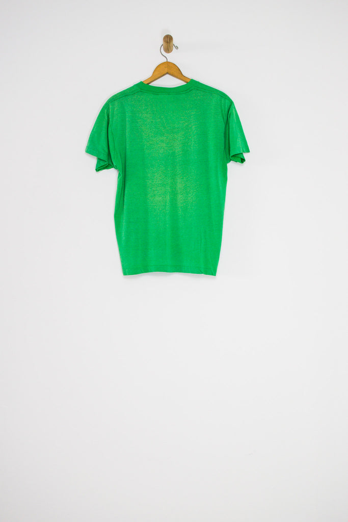 80's/90's ST. PATTYS DAY TEE / MEDIUM