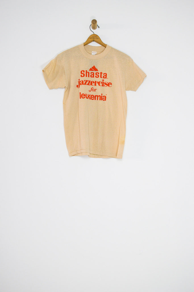 70's/80's JAZZERCISE TEE / SMALL