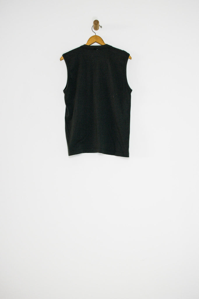80's GO AWAY MUSCLE TEE / SMALL