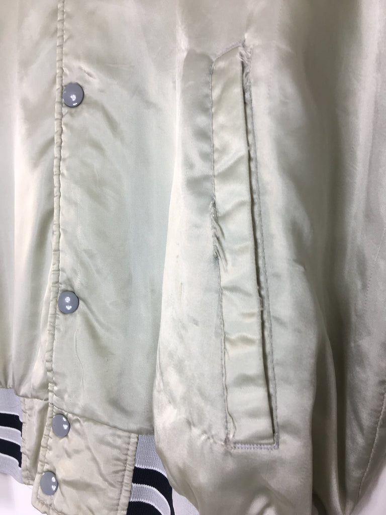 "70's ""BARB"" SATIN JACKET / MEDIUM"