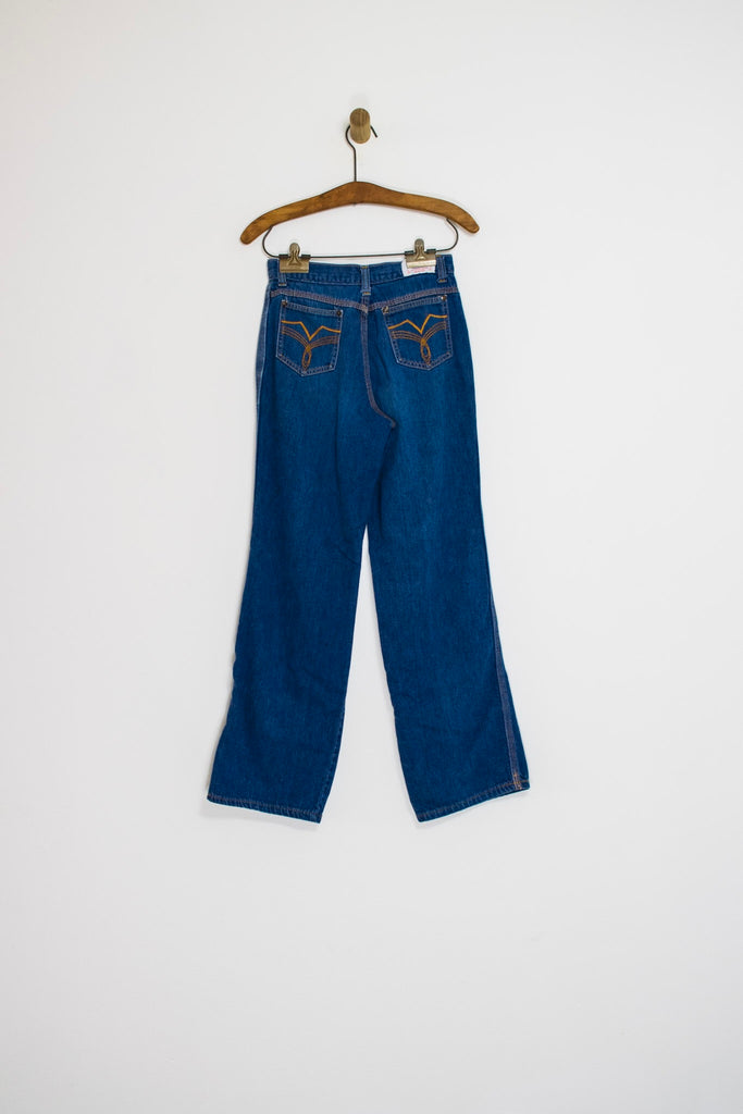 80's HARBOUR ROAD JEANS / 25
