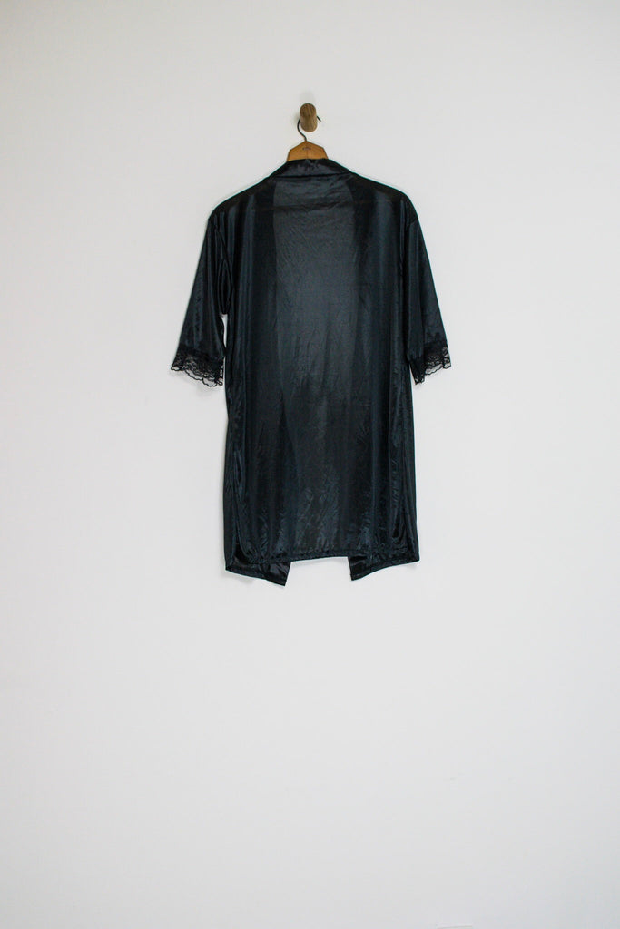 80's SHEER DUSTER / MEDIUM