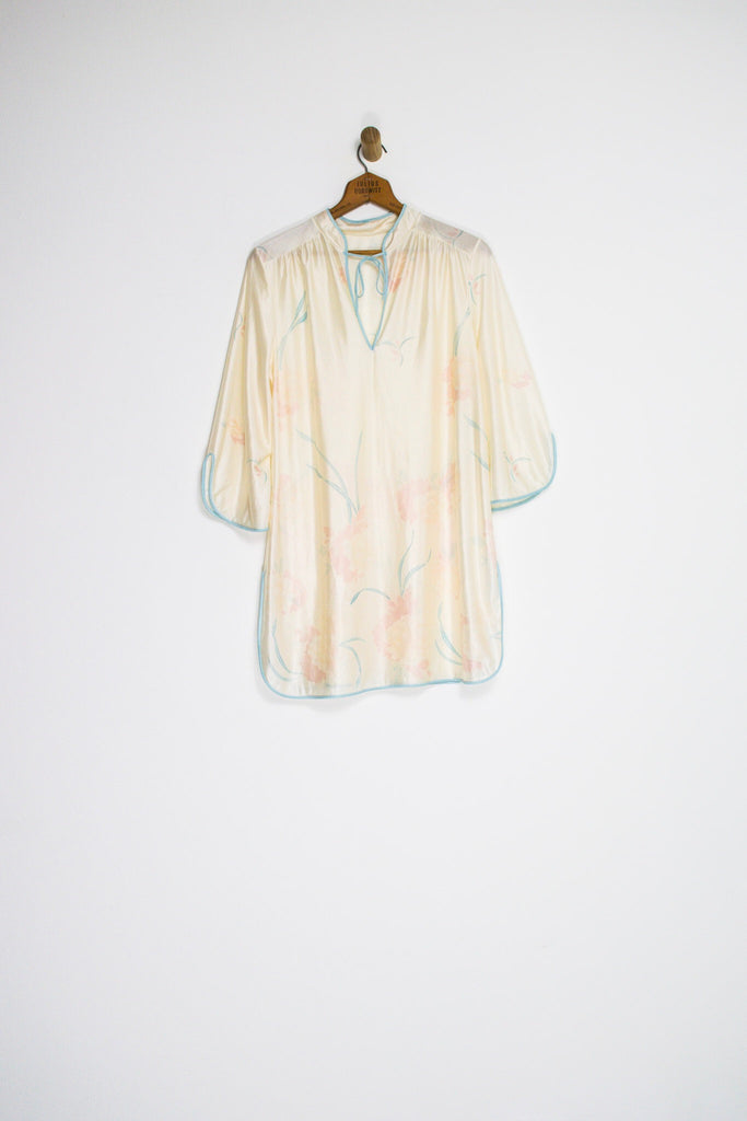 70's SHEER TUNIC / MEDIUM