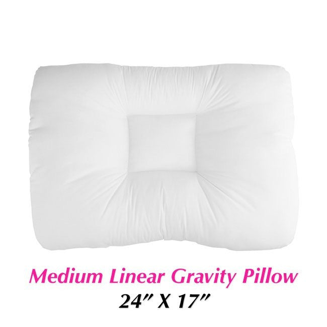 Medium Linear Gravity Pillow