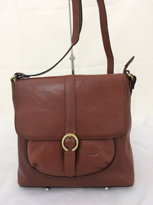 Cross Body Leather Large