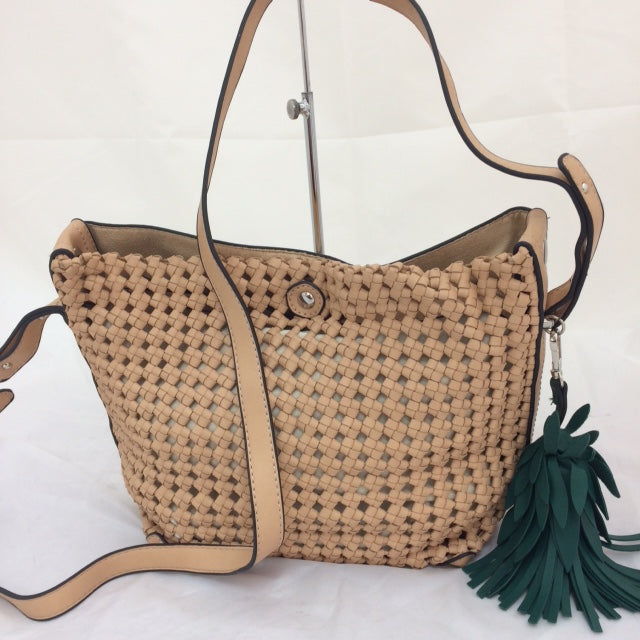 Cord Weave Bag