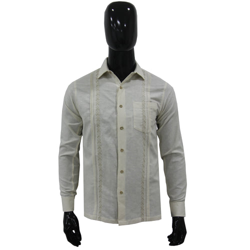 Guayabera Formal Bone