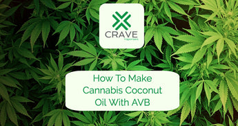 How To Make Cannabis Infused Coconut Oil With AVB