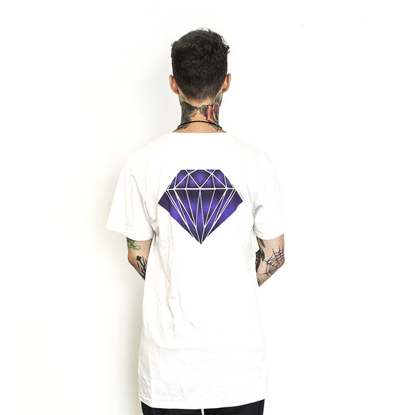 PUNKTURED DIAMOND TSHIRT
