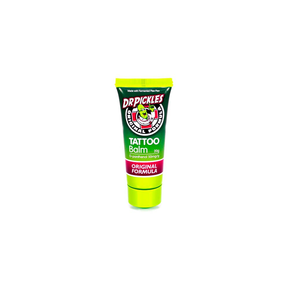 DR PICKLES - TATTOO AFTERCARE BALM 20g