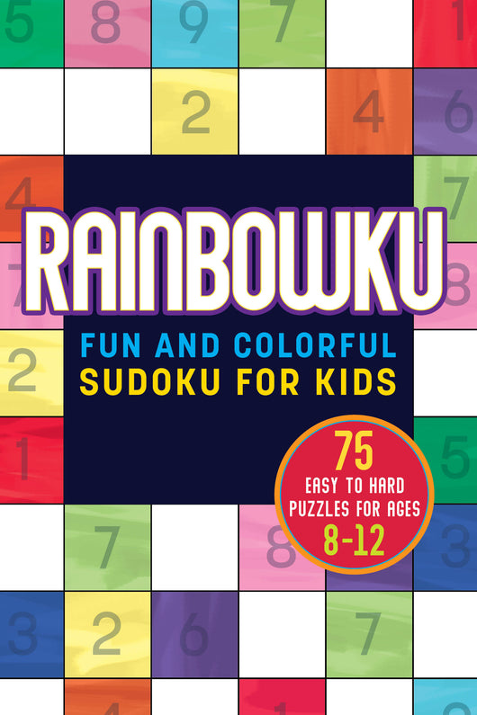 Rainbowku: Fun and Colorful Sudoku for Kids