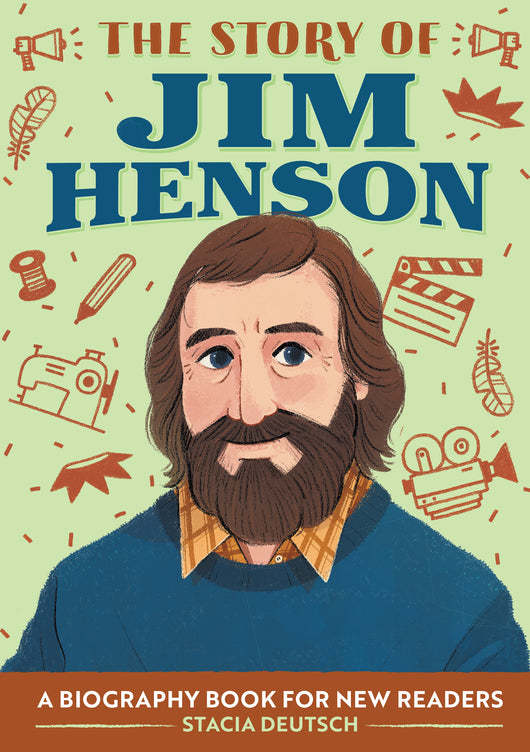 The Story of Jim Henson: A Biography Book for New Readers